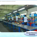 OYI Gifts company profile-silicone vulcanizing workshop