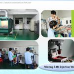 OYI Gifts company profile-printing and oil injection working