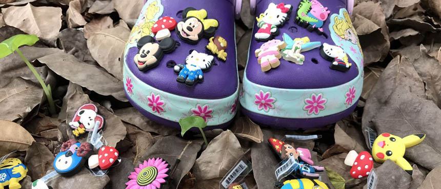 custom shoes buckles and accessories