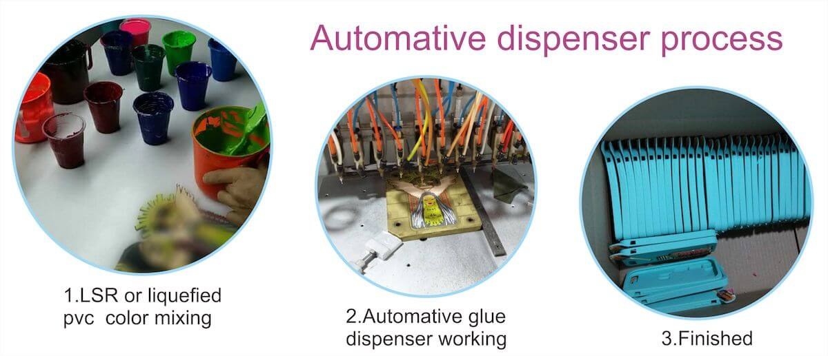 Automative dispenser process