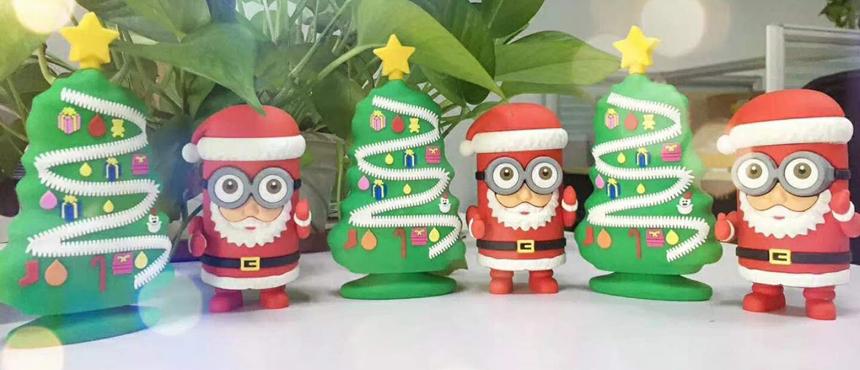 merry christmas power bank