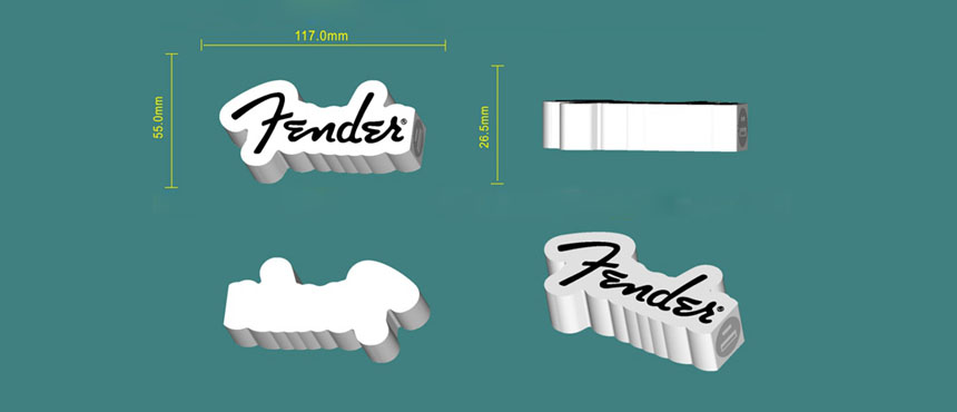 Customized creative design power bank mold show