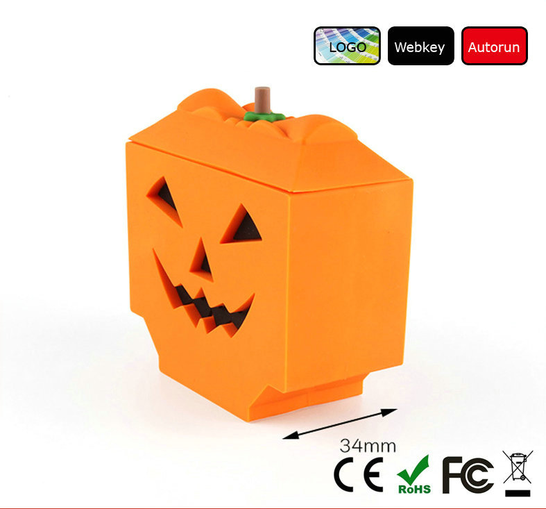Halloween gifts creative cartoon Bluetooth speaker