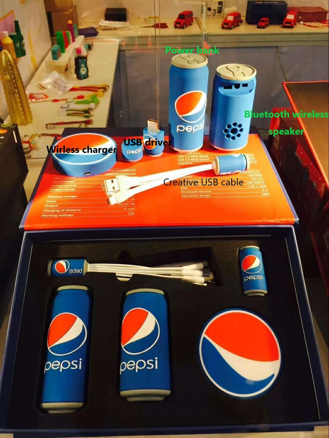 Pepsi gifts set