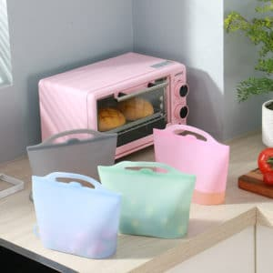 Silicone Storage bags silicone household items