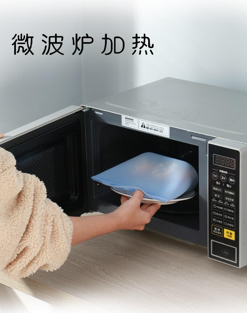 silicone food storage