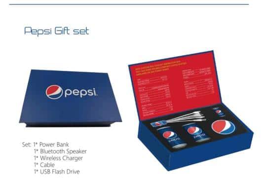 brand gift set custom gifts