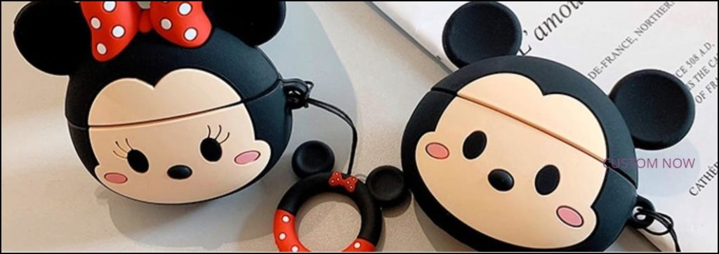 cartoon custom Airpods case