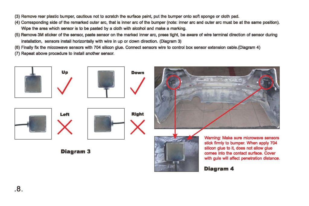 24G-V2 English manual method of install